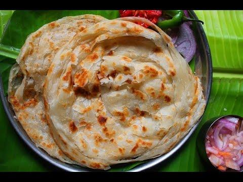 Malabar Paratha Recipe - Perfect Flaky Layers Made Easily!