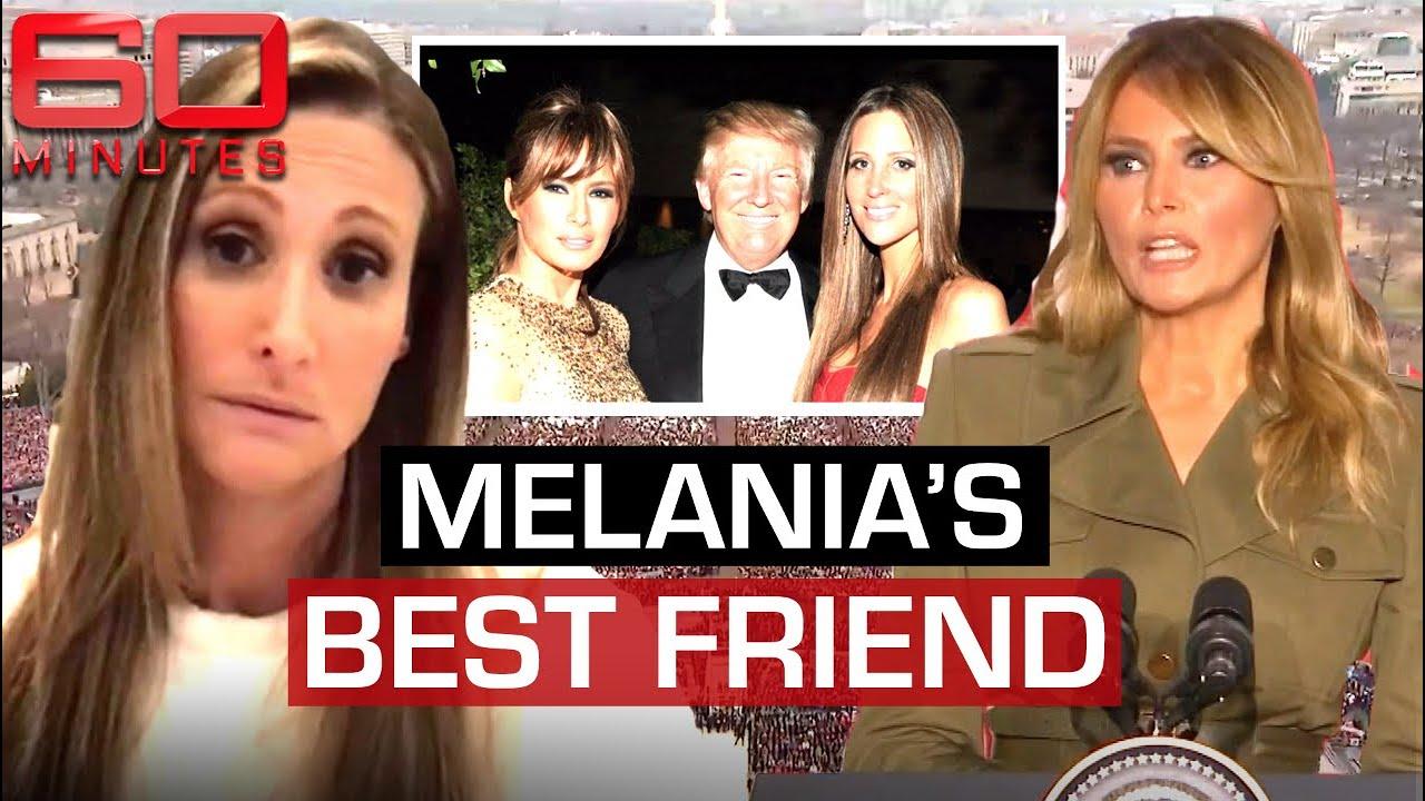 EXCLUSIVE: Melania Trump's former friend reveals White House secrets   60 Minutes Australia