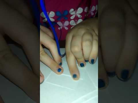 How to make a Little Book for kids.