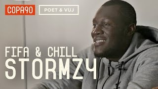 FIFA and Chill with Stormzy | Poet & Vuj Present!
