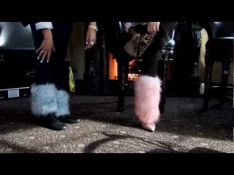 Make your old boots into new faux fur boots with WWW.Bootgloves.com