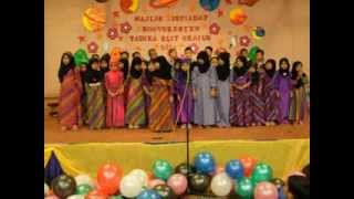 choral speaking for kindergarten