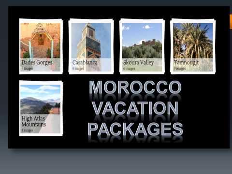Morocco Escorted Tours