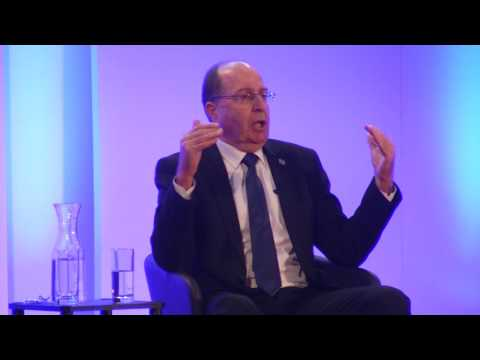 In conversation with Lt. Gen. (res) Moshe Ya'alon with Sir Malcolm Rifkind