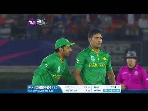 ICC #WT20 New Zealand vs Pakistan - Match Highlights