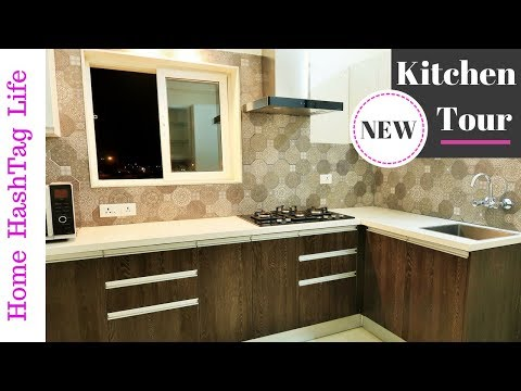 New House Kitchen Tour - PART 2 | House To Home Series Ep. 4