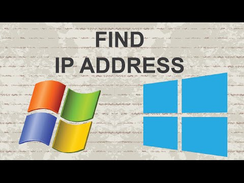 2 Methods How to find ip address on Windows 7