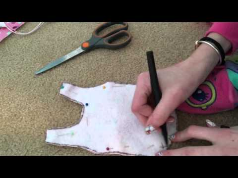 Making Summer A Leotard With My Sew Cool Sewing Machine (Epic Fail)
