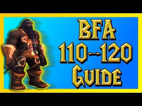BFA Leveling Tips - World of Warcraft