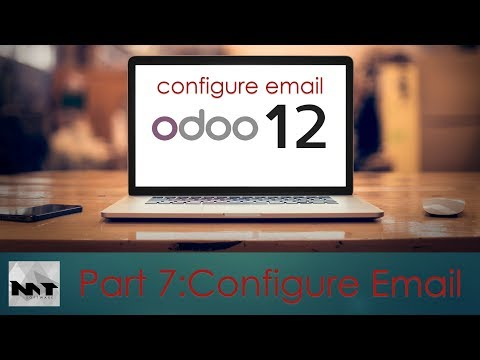 How To Configure Email on Odoo 12