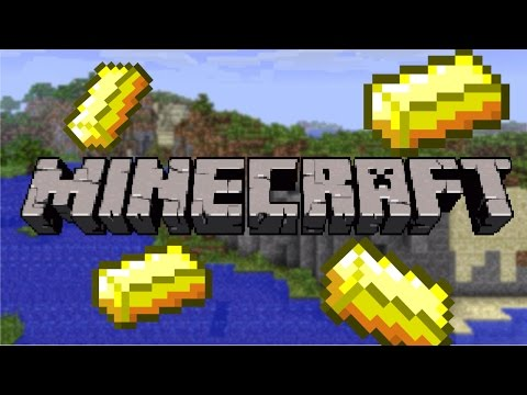 Minecraft PE 0.9.5: How To Find Gold