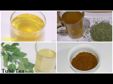 5 ☆ Home Remedies for Weight Loss Fast/ Weight Loss Remedies/  Belly fat drinks/Slimming Powder....