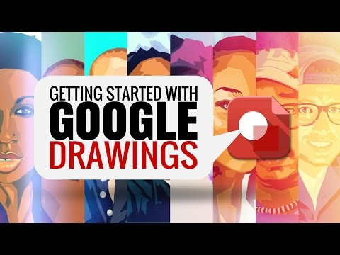 Google Drawings 101   Part 1
