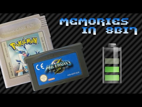 Game Boy (Color/Advance) cartridge battery replacement | Memories in 8Bit