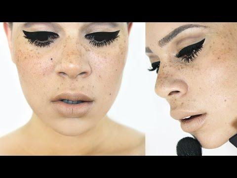 Spring Makeup I Bold Lashes & Liner