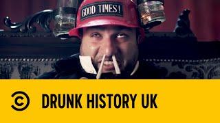 Percy Shelly | Drunk History