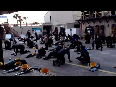 CDA Physical Training (Commercial Diving Academy)  ...