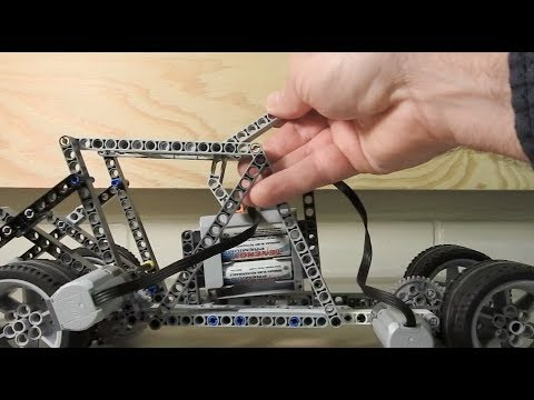 Lego Shifter Car Build How To