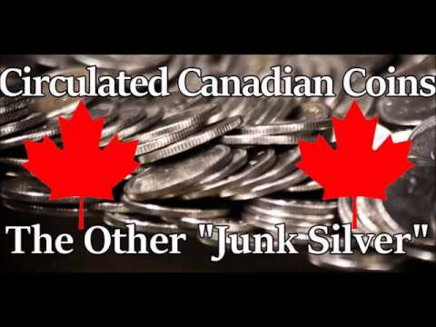 The Other Junk Silver Circulated Canadian Coinage