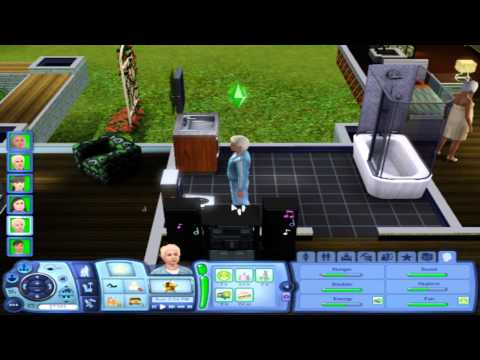 Lets Play The Sims 3 - Part 64 (Cake For Everyone!)