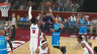 NBA 2K18 My Career - Elite Dribbles Unlocked! Floater Alert! PS4 Pro 4K Gameplay
