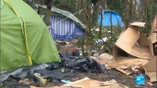 Calais: Still a draw for migrants