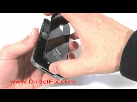 How To: Replace the iPhone 4 Battery