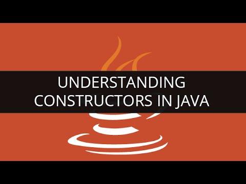 Understanding Constructors in Java | Constructor Java Tutorial | Edureka