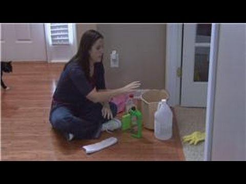 Housekeeping Tips : How to Fix Scratches On Hardwood Floors