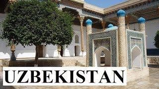 Uzbekistan Bukhara (bakhautdin Naqshband Mausoleum) Part 12
