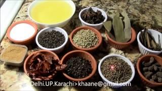 Mutton Stew || Khade Masaleh Ka Gosht || Authentic traditional recipe.