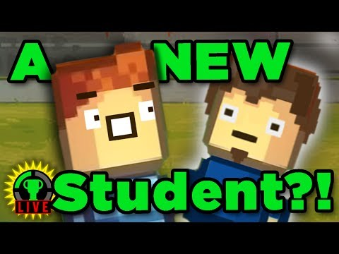 This New Kid SUCKS!   Kindergarten (Part 8)