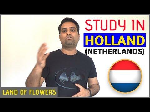 Study in Holland/Nehterlands