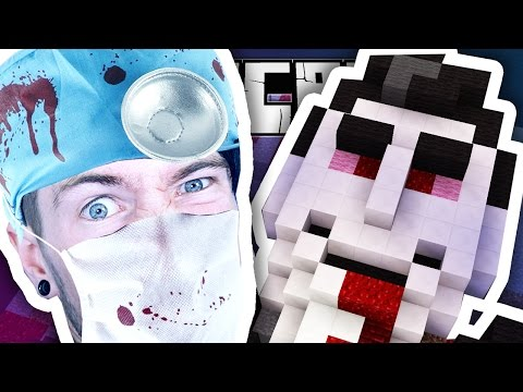 Minecraft   COUNT DRACULA'S OPERATION!!