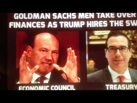 NY Goldman Sachs SCUM Lose and The Chinese, Russian, Persian, Ottoman Alliance Wins !