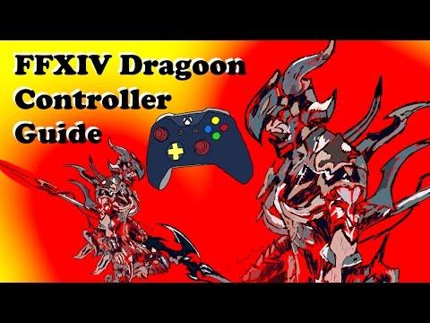 FFXIV Dragoon Controller Guide [WXHB Edition] [Level 60