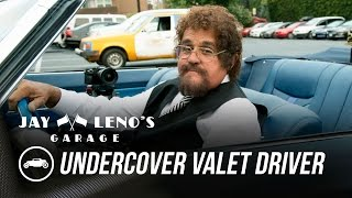 Jay Leno Goes Undercover as a Valet Driver - Jay Leno's Garage
