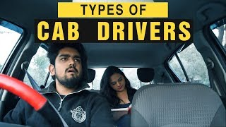Types Of Cab Drivers ( ft. SilentStuff) | Yippikay