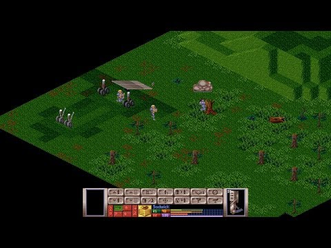 Let's Replay X-COM UFO Defence #19: Can't see the Cover for the Trees
