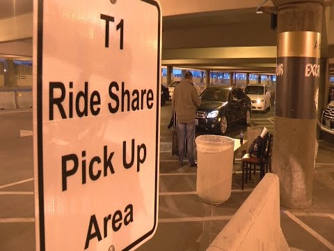 UBER Comes to McCarran Airport