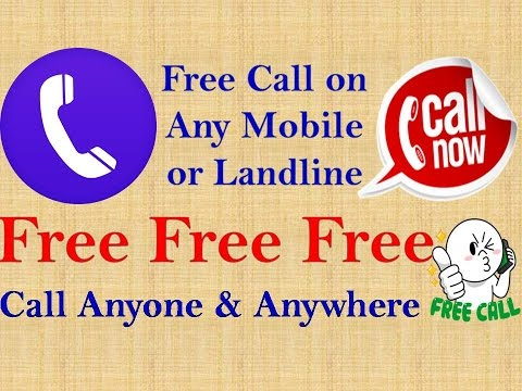How to Make Call Without Internet Free Of Cost (Call Anyone & Anywhere)