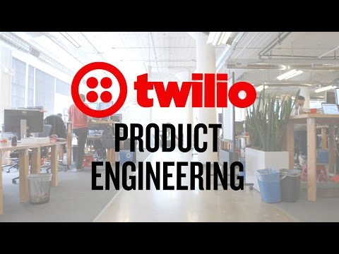 Working at Twilio: Product Engineering Team