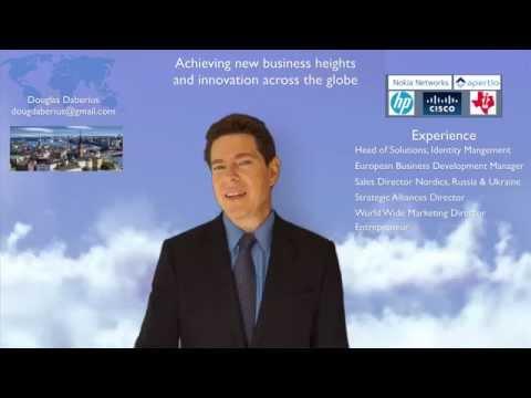 Doug's CV - Resume Video - Recruit business development, sales and marketing professional