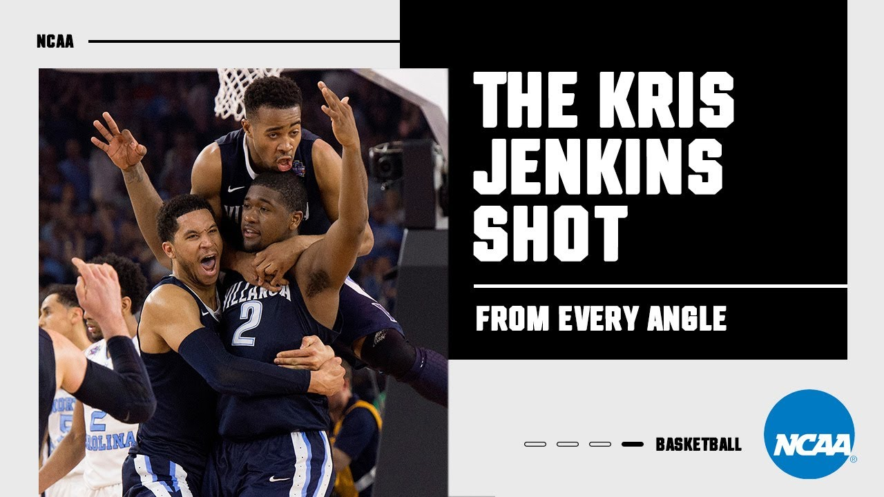 The Kris Jenkins buzzer beater, from every angle