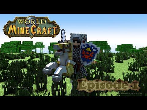   Let's Make a Minecraft RPG! (Server)   Episode 1   Basics  