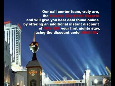 Atlantic City Hotel Deals