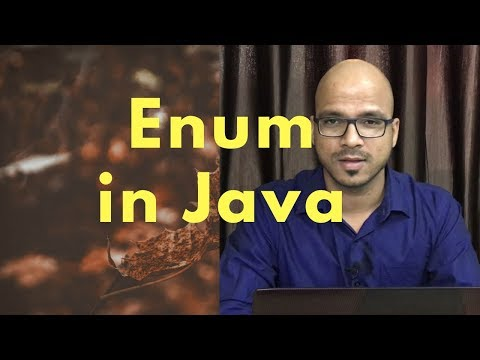 15.6 enum in Java part 2 | Switch & Working