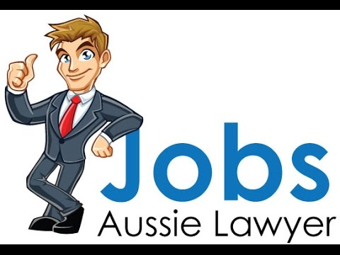 Aussie Lawyer Jobs - Find Lawyer Jobs in Australia Fast!