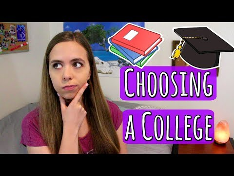 How to Choose the Right College for You!