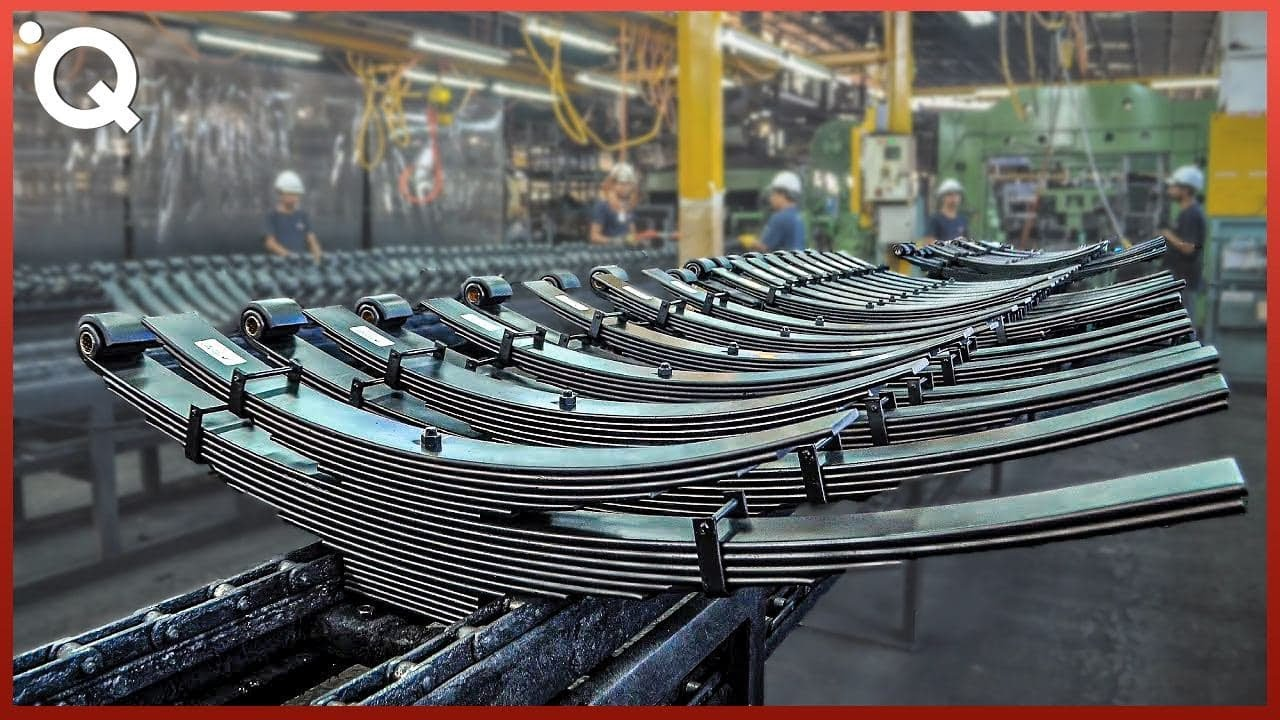 Most Amazing Factory Production Processes with Modern Machines
